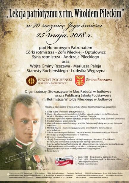 Lekcja patriotyzmu z rtm. Witoldem Pileckim