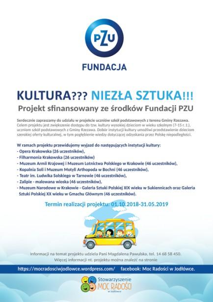 PZU plakat - zatwierdzony