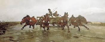 Chełmoński konie
